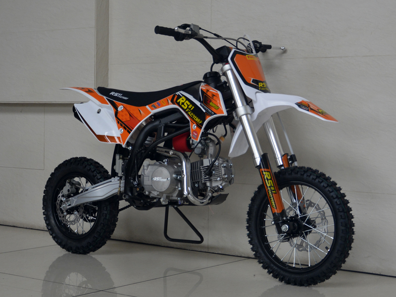 Dirt Bike Rs Factory Adulte 125 Kronos Edition 2019