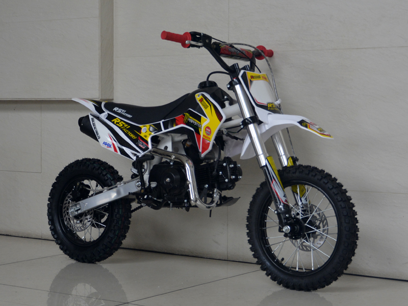 Dirt Bike RS Factory 90 Power