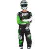 Tenue moto cross shot vert