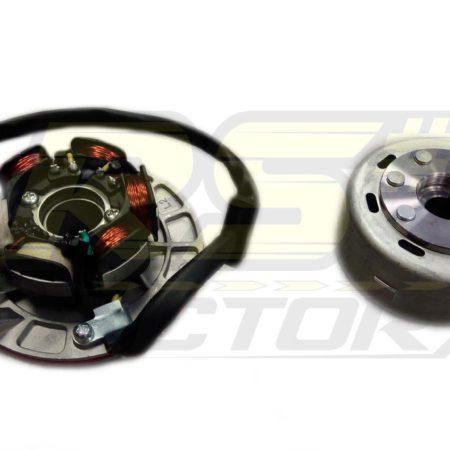 Rotor + Stator d'allumage YX