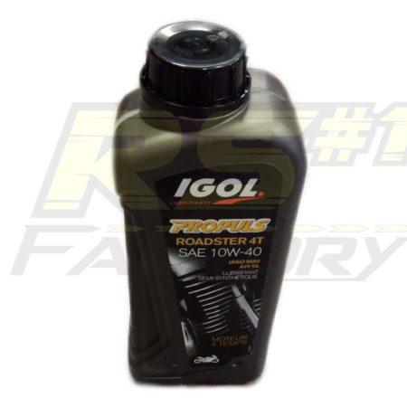 Bidon huile IGOL roadster 4T 10W40