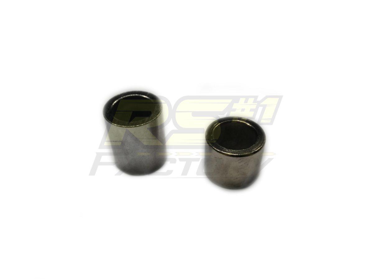 Entretoise axe de roue arrière diamètre 15mm / longueur 25-34mm